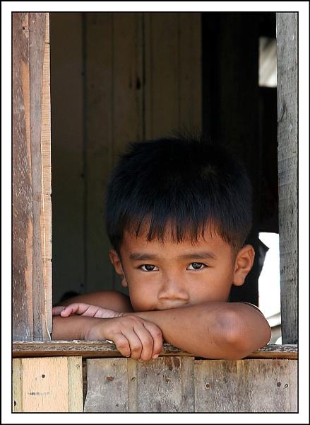 Borneo Boy by p-g