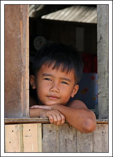Borneo Boy 2 by p-g