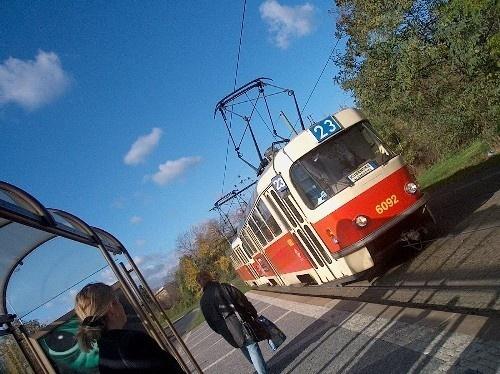 Pendolino tram? by cats_123