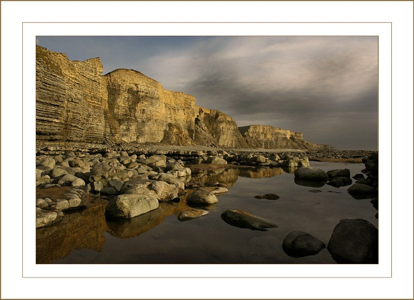 Dunraven reflections by jules41