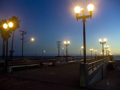 Seal Beach Pier 4 by gajewski