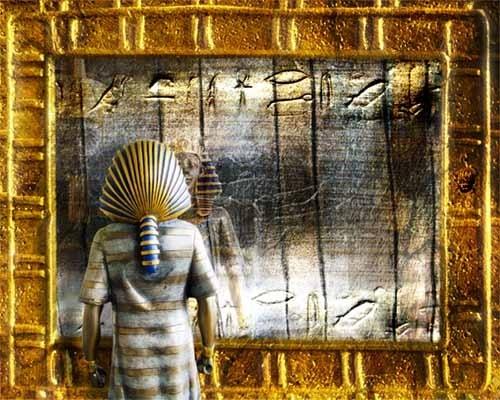 Egyptian by JamesAB