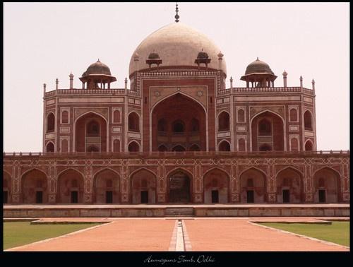 Humayun\'s Tomb, Delhi by Sweetpea