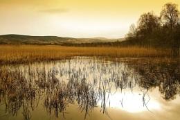 Loch Kinnord, Grampian
