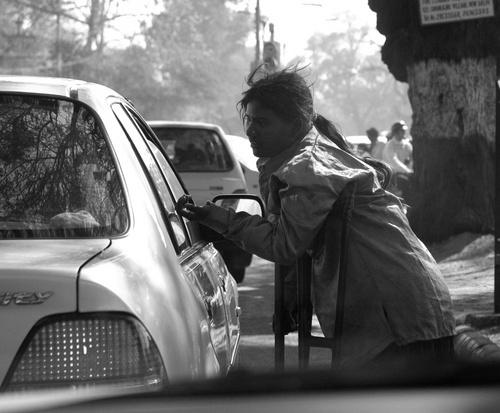 beggar child by rayc