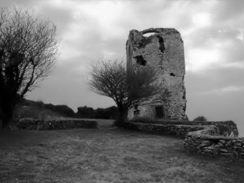 Beach Castle by Callanan