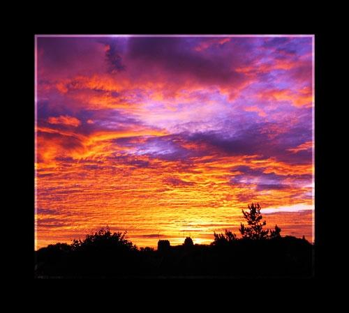 Sunrise by mdilley