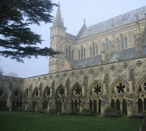 Salisbury Cathedral by shifti