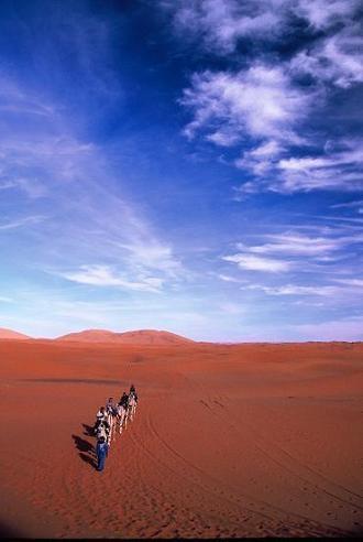 Sahara by mr_s