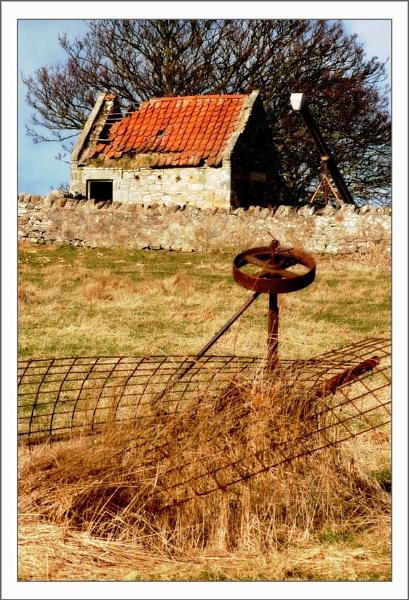 Old farm by gordon.m