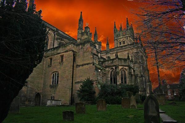 St Marys Church by peter shilton