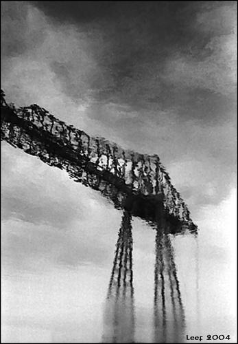 Transporter Bridge by Leef