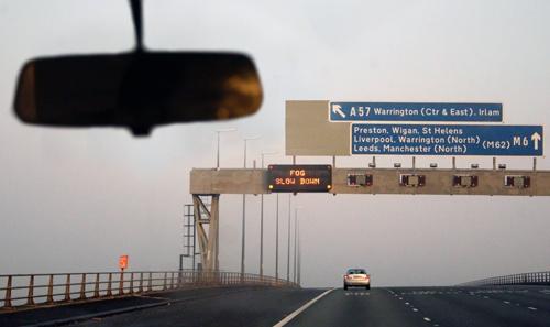Fog. Slow Down by MichaelSingleto