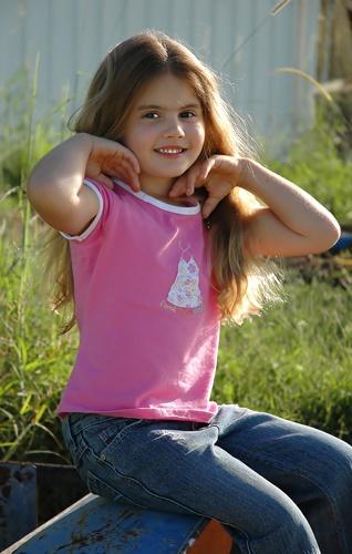 My Happy Little Model by Jaye
