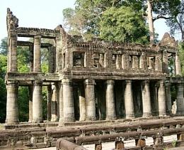 The Wonder Of Angkor