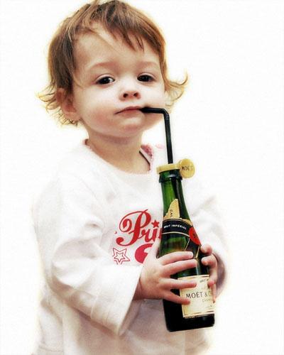 Underage Drinker.... by FatHandedChap