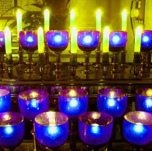 Candles by marymangru