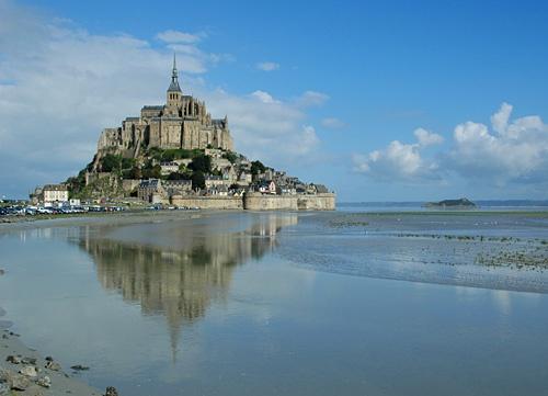 Mont-Saint-Michel by Martin54