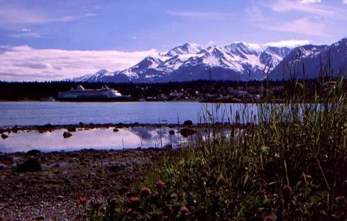 Wonders of Alaska by Muppet