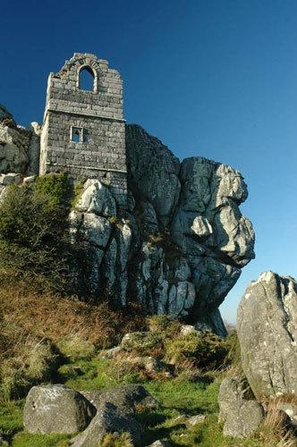 Roche Rock - Cornwall by surfgatinho