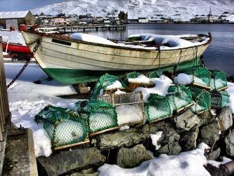 Boats & Creels by Adrian_Reynolds