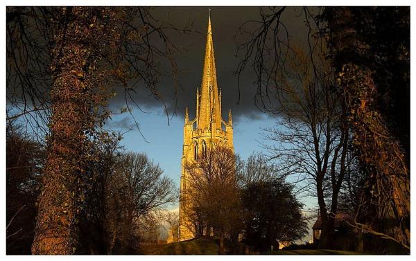Laughton Church1 by MarkT