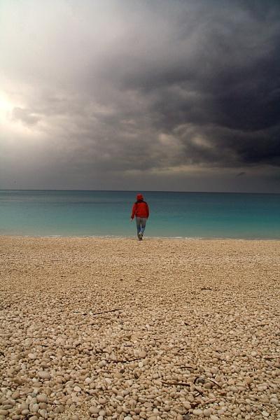 Storm at Myrtos by MattB