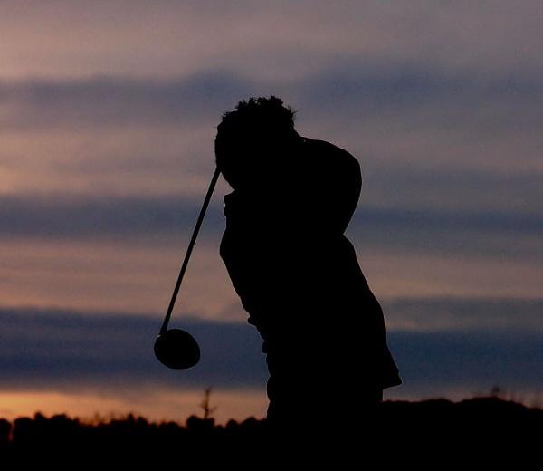 golfer by sarac