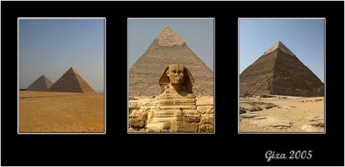 Giza 2005 by JCowlan
