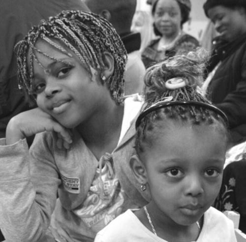 Congolese Children by EdenS