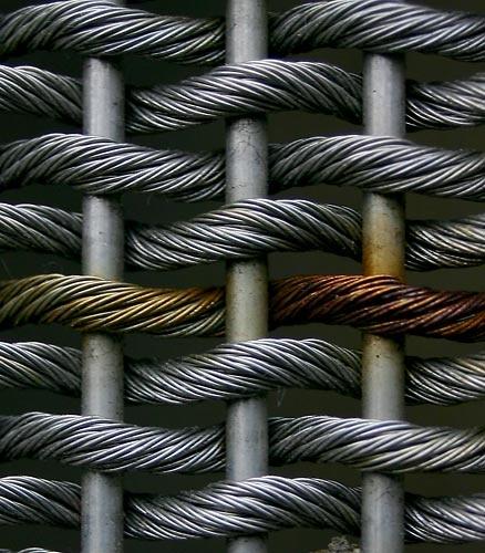 Metal Weave by ericfaragh