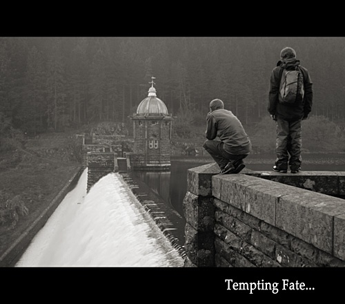 Tempting Fate... by fairlytallpaul