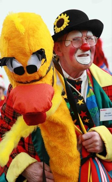 clown by ambrosej9