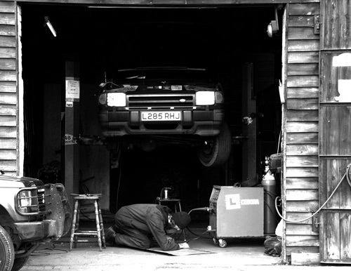 Garage by martinduke