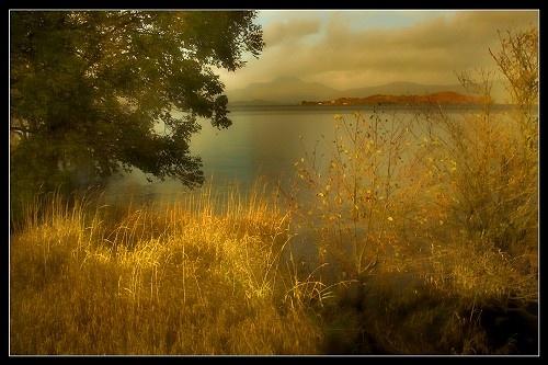 Evening Loch by Scott_Scot