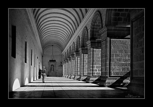 Monastery - Malta by Ruggieru