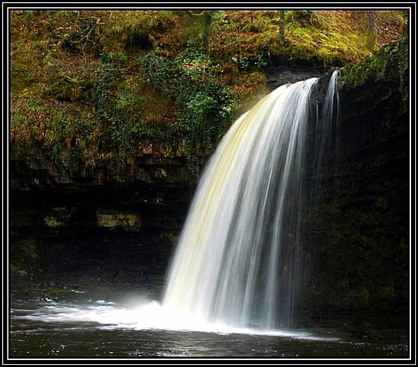 Waterfall by WayneG