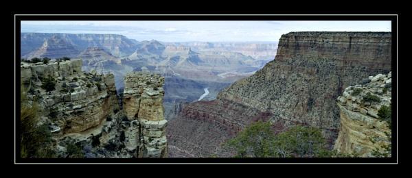Grand Canyon by kwaterworth