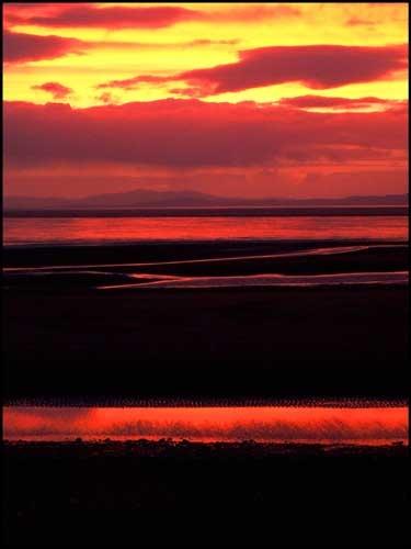 Red Sky at Night... by JonJ