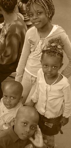 Congolese Children 2 by EdenS