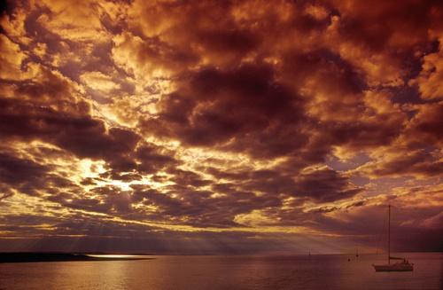 Evening Light by MikeMar
