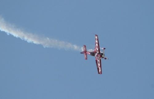 Air Acrobatics by Mark_C