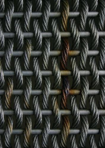 Metal Weave 2 by ericfaragh