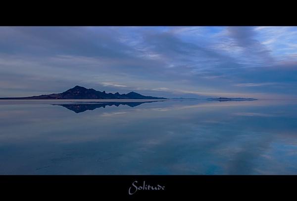 Solitude by billma