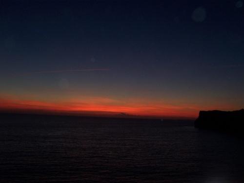 Sunset by dishydi