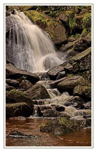 Burn O\'Vat, Loch Kinloch by Bexphoto