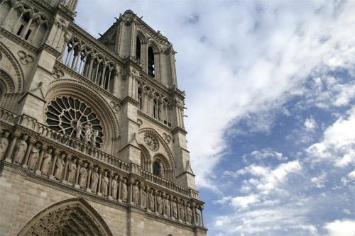Notre Dame by Sabreur