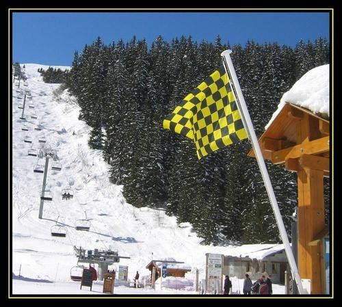 Avalanche Season by GavMc
