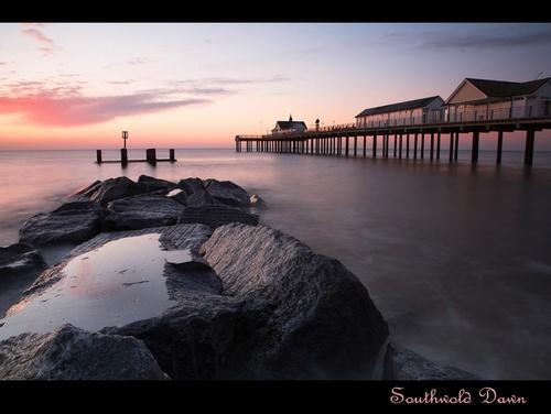 Southwold Dawn by Chriscj