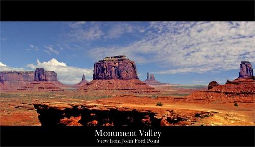 Monument Valley - John Ford Point by John_Frid